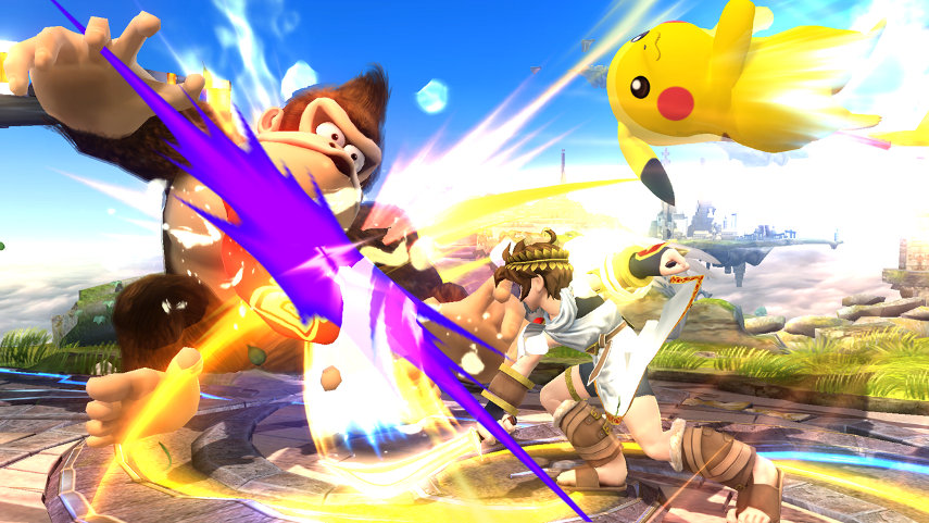 Schaffen es die Super Smash Brothers wirklich noch vor Jahresende auf die Wii U?