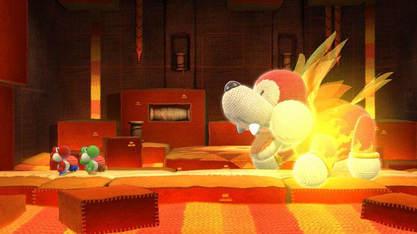 Yoshi's Woolly World ist einer der wenigen Titel, die bisher für die Wii U in 2015 angekündigt wurde.