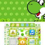 Nintendo 3DS/2DS: Systemupdate erlaubt Designs im Home-Menü