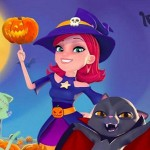 Bubble Witch Saga 2: Neue, schauriges Levels