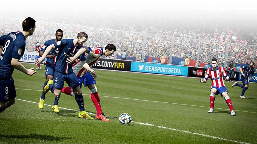 Kommt der Spielspaß in FIFA 15 durch die Patches zurück, oder hat EA das diesjährige Spiel bereits verloren?