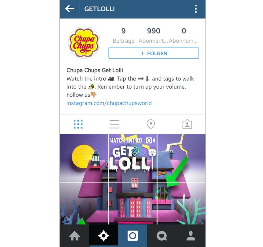 Auf Instagram kann man auch Games spielen - hättest du das gedacht?