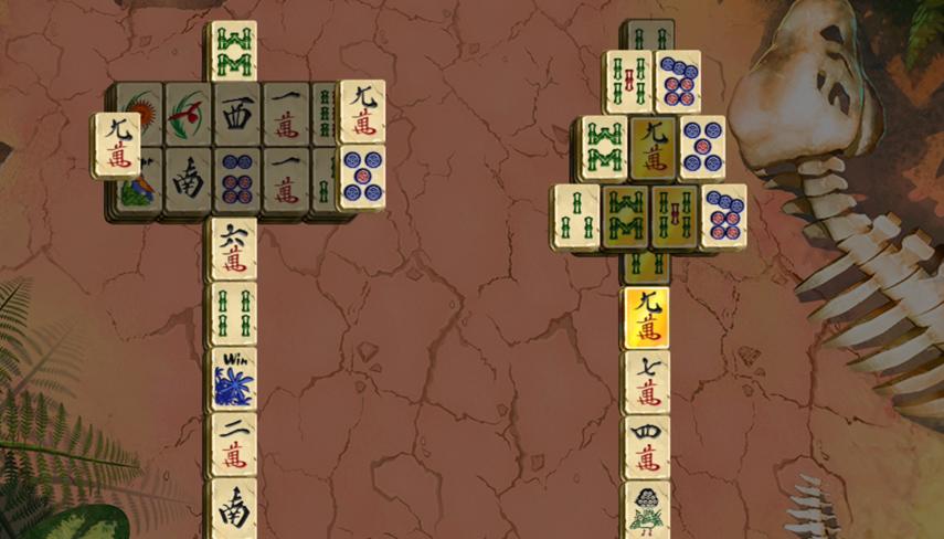 Im Grunde handelt es sich bei dieser Mahjong-Variante um das altbekannte Brettspiel - nur eben in einem außergewöhnlichen Szenario.