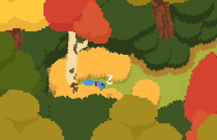 Lass dich bitte nicht von der pixeligen Grafik abschrecken. Das PC-Spiel Lisa hat extrem viel Charme und besticht durch seinen faszinierenden Minimalismus.