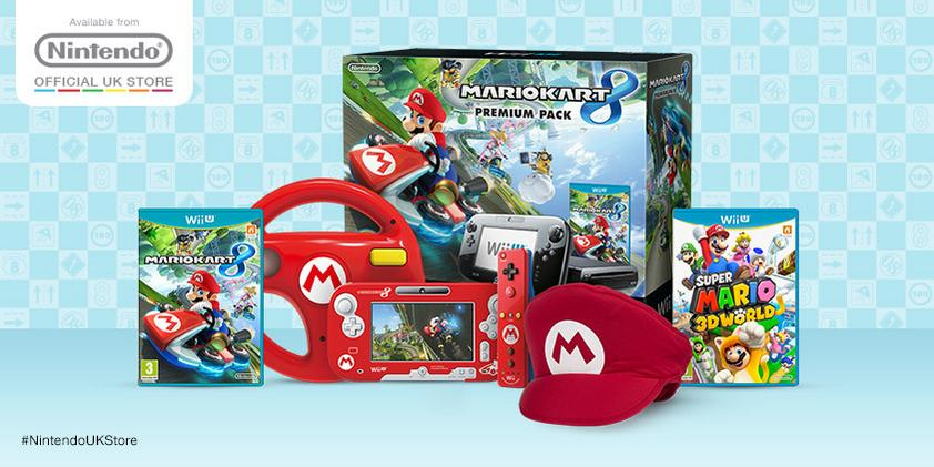 Das alles bietet das ultimative Bundle zu Mario Kart 8.