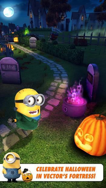 minion-rush-halloween