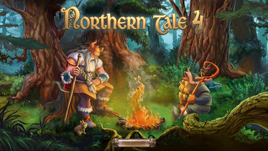 Das PC-Spiel Northern Tale 4 ist ganz frisch erschienen. Mit der Demo kannst du es für Umme anspielen.