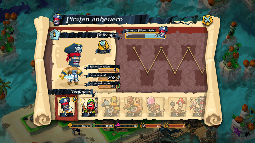 plunder pirates_screen2