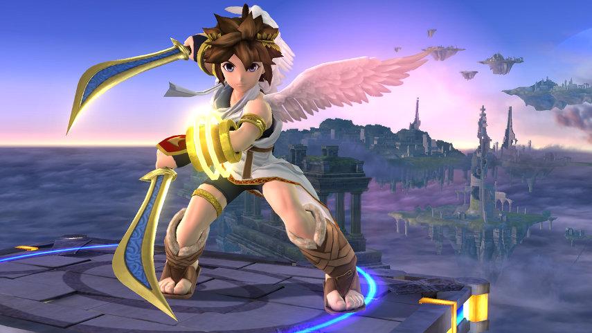 Ob Kid Icarus schon was zum neuen Spielmodus sagen könnte?