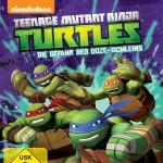 Teenage Mutant Ninja Turtles – Die Gefahr des Ooze-Schleims: Neues Abenteuer mit den grünen Helden