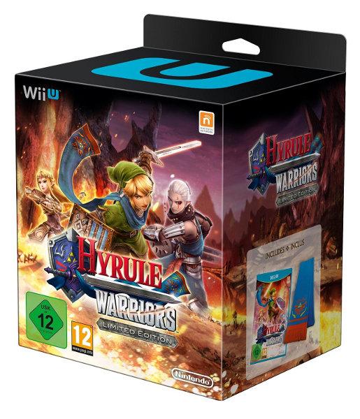 Teuer, aber selten: Die Limited Edition von Hyrule Warriors.