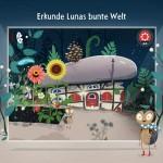 Luna, der kleine Krabbelkäfer, spricht Kinder an