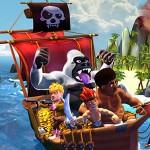 Monkey Bay: Die ersten Spieler gründen ihre Siedlungen