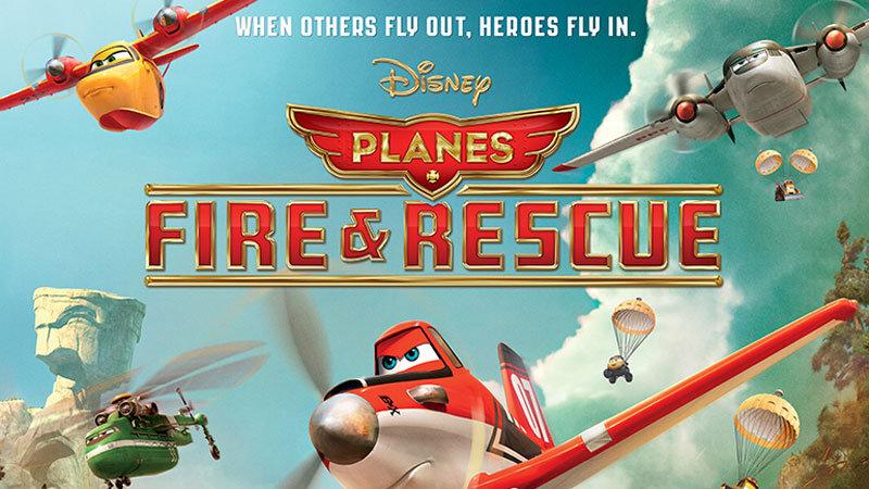 Planes - Fire & Rescue gehört zu den neuen Titeln im Nintendo eShop.