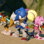 Sonic boomt gewaltig