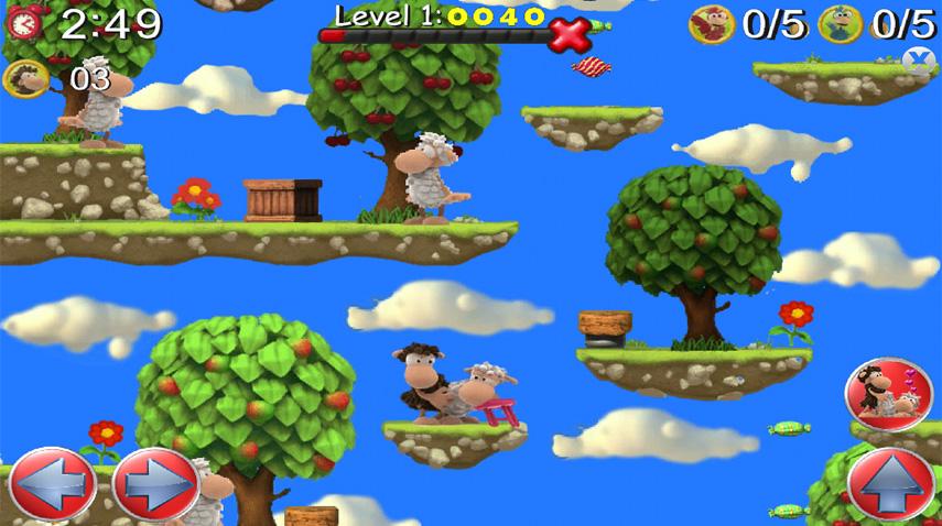 Die neue mobile Fassung von Sven - Gut zu Vögeln sieht ganz schick aus.