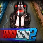 Heisse Android-Rennen mit Touch Racing 2