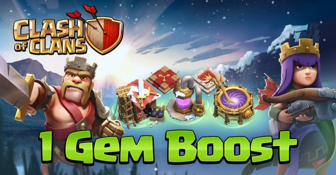 Clash of Clans Weihnachts Event 2014
