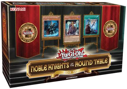 Yu-Gi-Oh Noble Knights