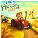 Bei Farm Heroes Saga tuckert etwas Neues heran