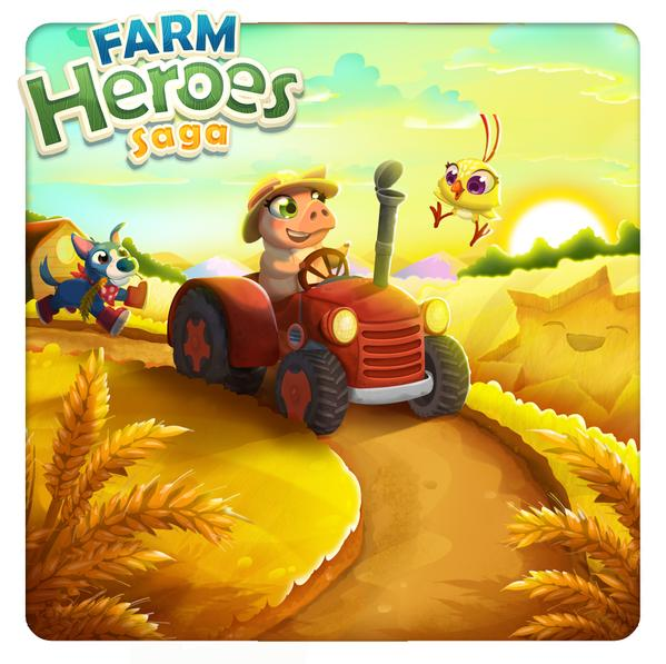 kostenlos farm heroes saga spielen