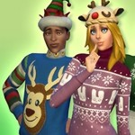 """Werde jetzt zur """"Miss Sonnensystem"""" in Die Sims 4"""