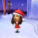 Weihnachtsstimmung in Tomodachi Life