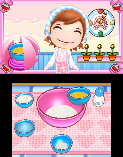Cooking Mama 5 Bon Appetit