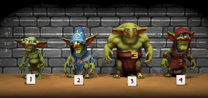 Greedy Goblins Run of War