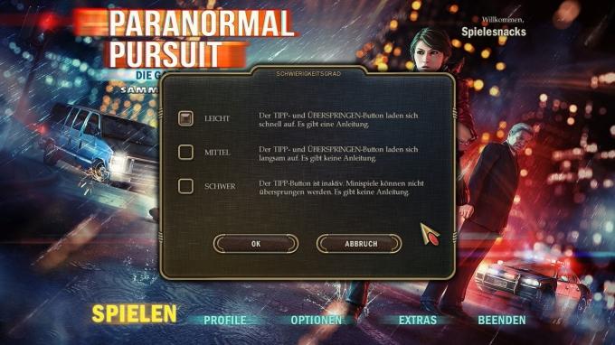 Paranormal Pursuit Die Gabe Sammleredition