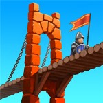 Neues Spiele-Futter für Windows Phone: Bridge Builder Medieval