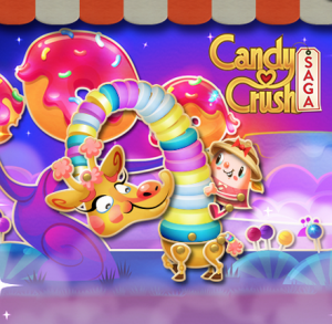 Juchu, es gibt neues Futter für Candy Crush!