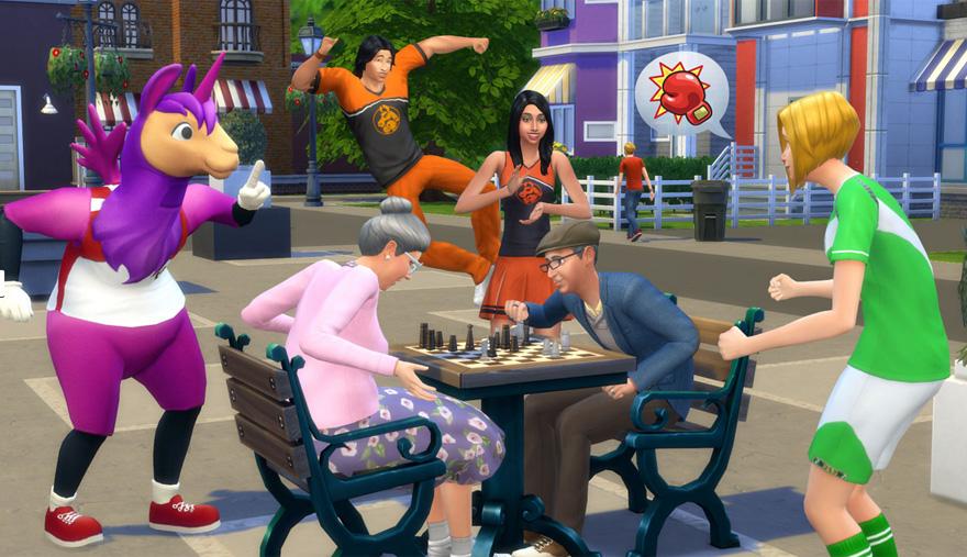 Mit der frisch veröffentlichten Probierversion namens Origin Game Time kannst du Die Sims 4 kostenlos antesten.