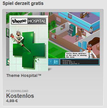 theme-hospital-kostenlos