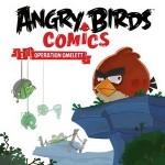 Nett: Angry Birds Comics ab sofort kostenlos!