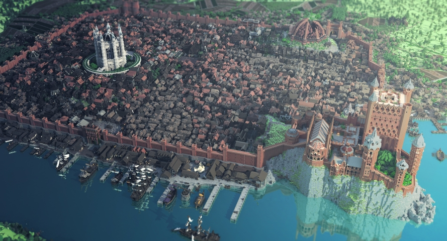 Game of Thrones Minecraft