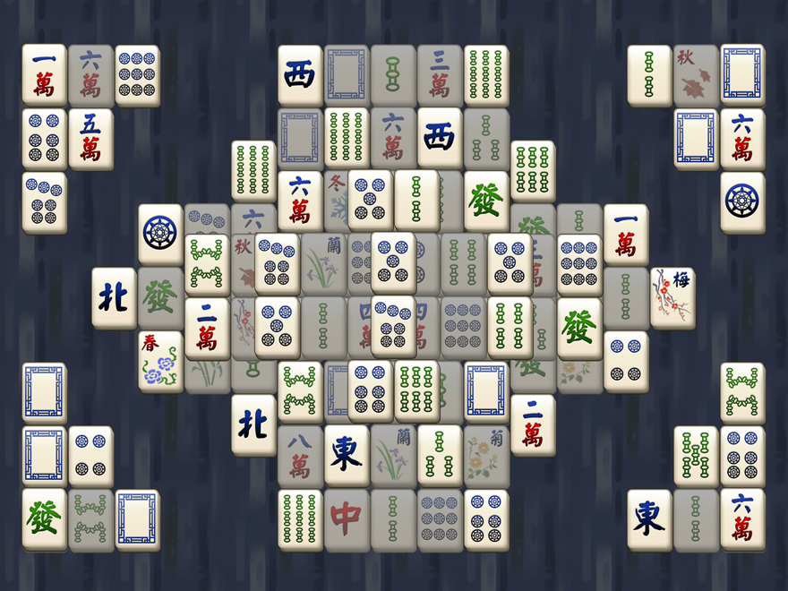 Mahjong-Around-The-World-Screenshot