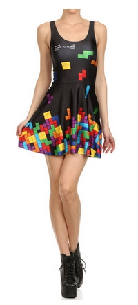 Poprageous Tetris Collection