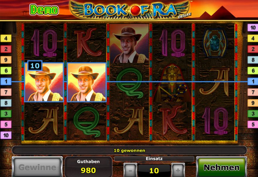 de online casino book of ra für pc