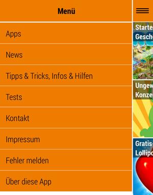 spielesnacks-app-menue