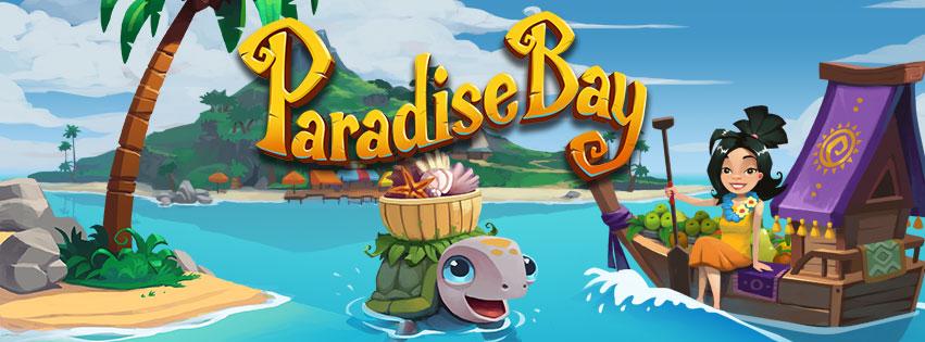 Paradise Bay Banner