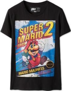 T-Shirt Super Mario Bros 2 Clockhouse