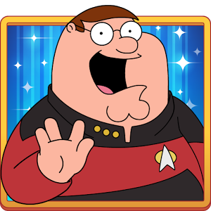 family guy star trek icon