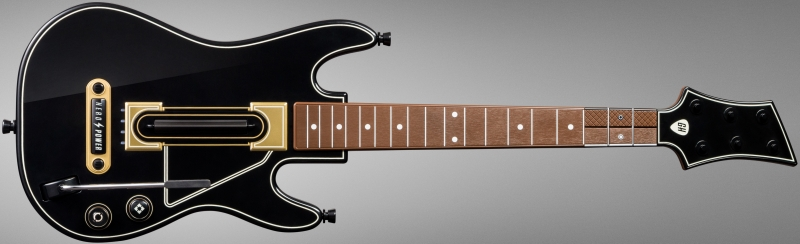 Guitar Hero Live Controller