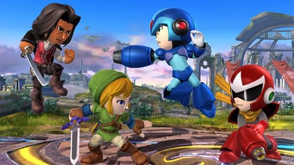 Super Smash Bros DLC
