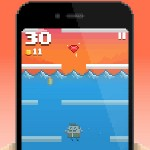 Don't Drown: Rette im Flappy-Bird-Stil einen Schiffsbrüchigen