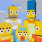 Die Simpsons und ein weiblicher Charakter: Neue Updates für Minecraft