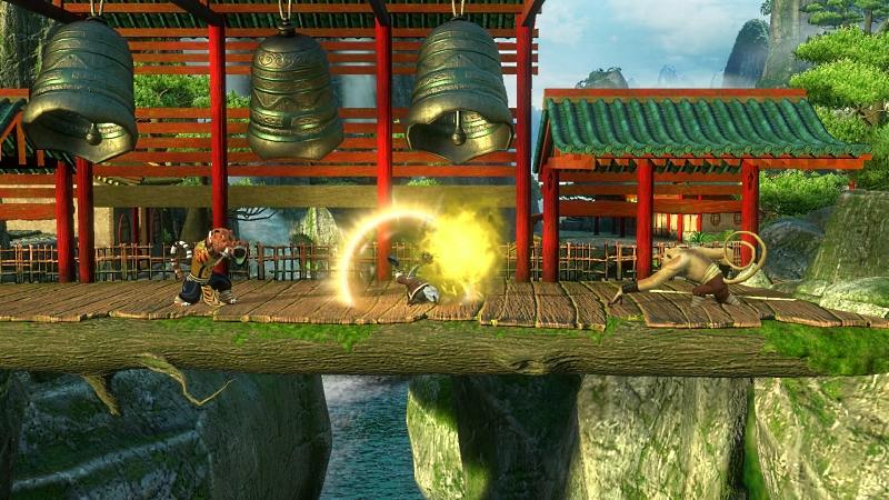 Kung Fu Panda Showdown der Legenden