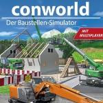 Conworld – Der Baustellen Simulator: Aerosoft mischt mit