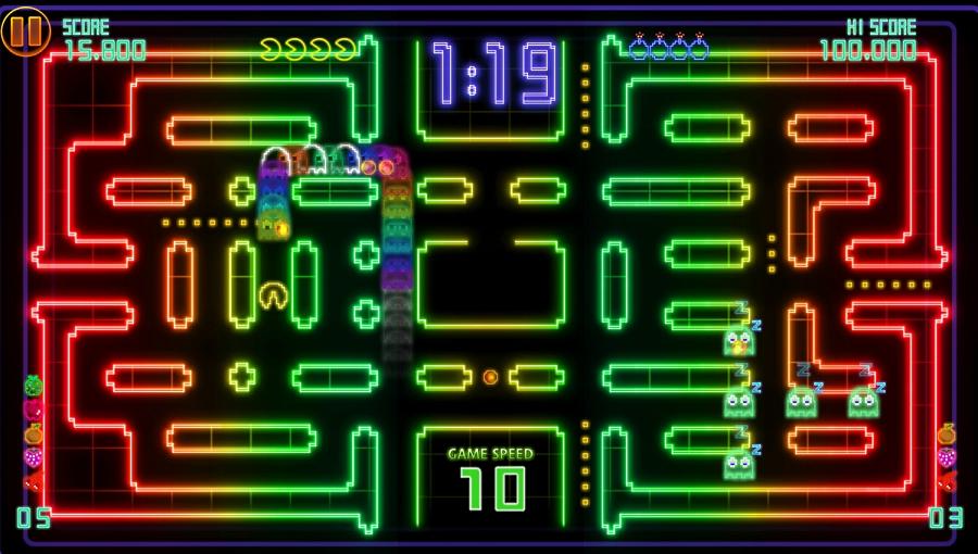 Pac Man CE DX